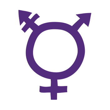 Icon: gender sign
