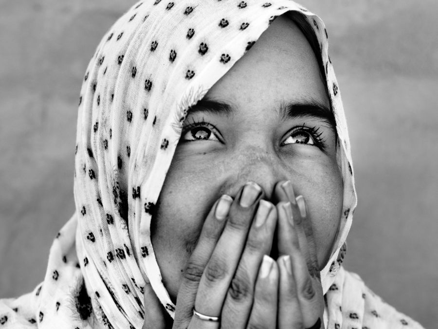 Fahda Bachir Mohamed, 27 ans, camp de réfugiés de Laâyoune