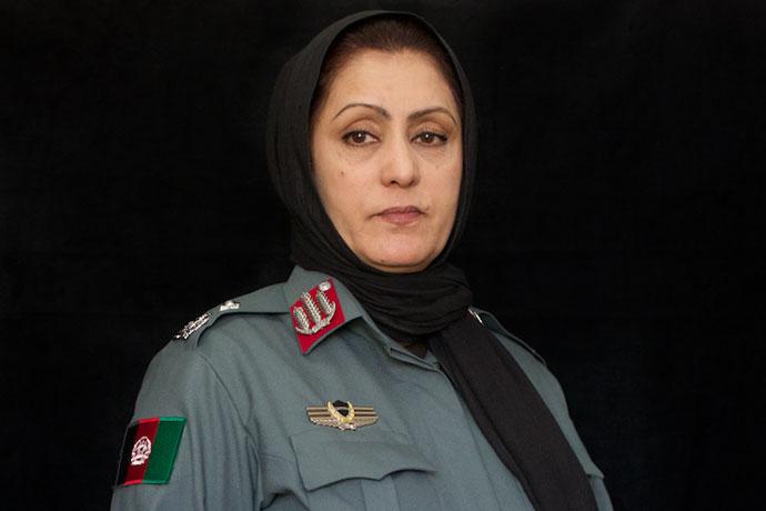 colonel jamila bayaz