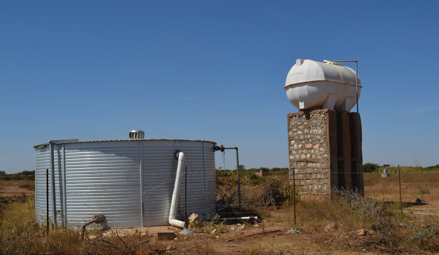 A water borehole rehabilitated by Oxfam's partner in Somaliland, Havoyoco. Photo: Oxfam