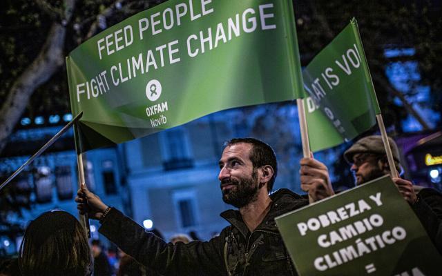 En 2019 marchamos junto a millones de personas como tú para exigir medidas urgentes y eficaces contra el cambio climático.