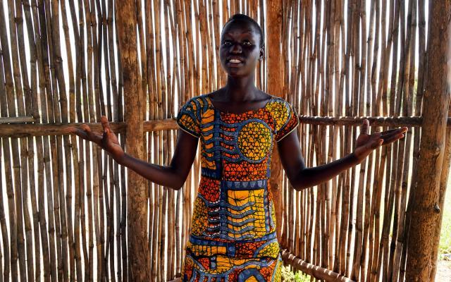 Ugandan youth activist