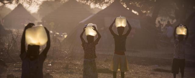 Water prices are up and accessibility of clean water is down in Juba, South Sudan. Photo credit: Oxfam South Sudan