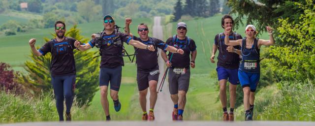 Trailwalker Euskadi 2018. Credit: Jordi Santacana/Oxfam