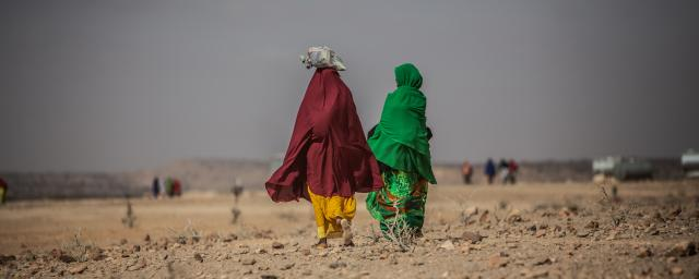 Pastoralist communities in the Somalia region
