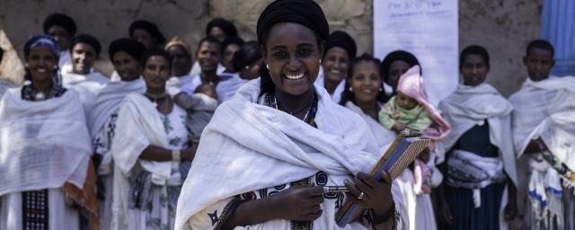 Addise, 26, Beekeeping Cooperative Secretary, Bahirdar, Ethiopia