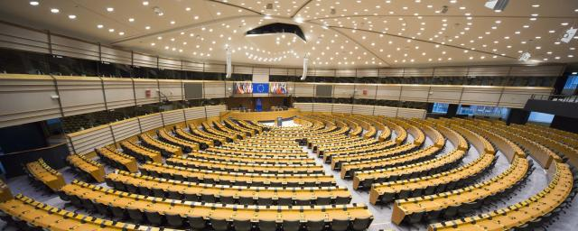 European Parliament, Brussels