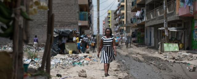 Extreme inequality is out of control in Kenya. Just 8,300 people own more wealth than the 44 million people who make up the rest of the Kenyan population. Tackling inequality could help lift millions out of poverty. Photo: Allan Gichigi/Oxfam