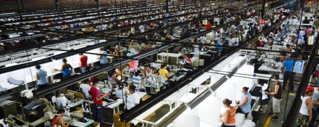 La realidad de las mujeres trabajadoras de las maquilas en la región centroamericana es similar. Foto: Oxfam