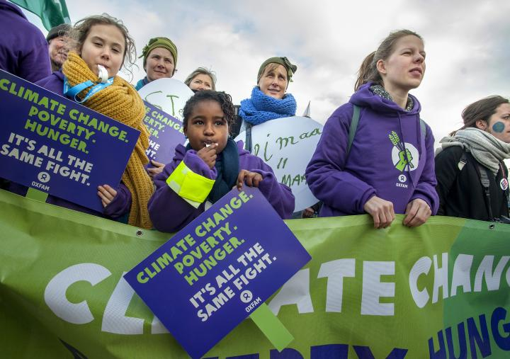Join the World Climate March!