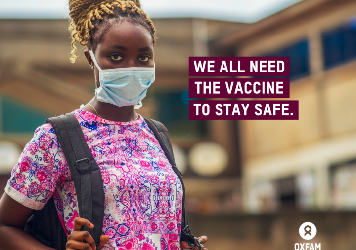 We all need the vaccine to stay safe.