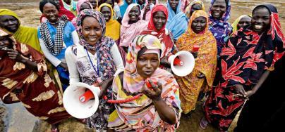 Movilizar el poder de las personas para transformar el espacio de la sociedad civil. Credito:John Ferguson/Oxfam