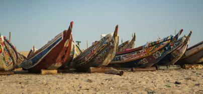 Nouakchott Fisherman's Beach, Mauritania. Credit: Migueltxo Molina/Oxfam Intermón