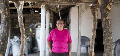 Le programme de développement d'entreprises d'Oxfam fournit des solutions axées sur les affaires pour aider les entrepreneur-e-s des pays en développement à sortir de la pauvreté. Crédit : Eleanor Farmer / Oxfam