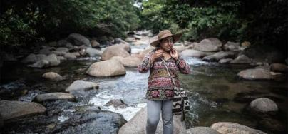 Women defenders of agricultural, territorial, and environmental rights in Colombia