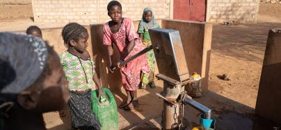 Water crisis in Burkina Faso