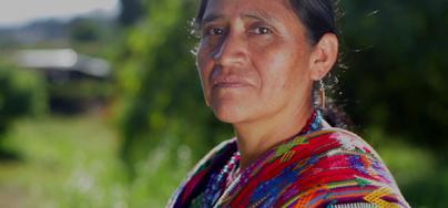 COMPARTE la historia de María de Guatemala y digamos ¡basta! Acabemos con las violencias contra mujeres y niñas.
