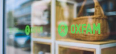Oxfam shop Photo:Oxfam