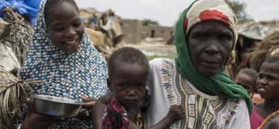Des millions de personnes ont été contraintes de fuir leurs foyers et des millions d'autres ont besoin d'aide humanitaire en Afrique de l'Ouest. Crédit: Pablo Tosco/Oxfam
