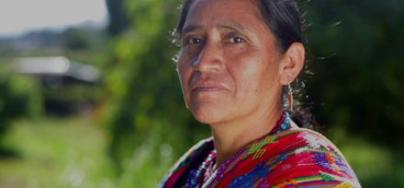 Share Maria's story from Guatemala and say Enough! Together we can end violence against women and girls.
