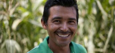 Cultivando semillas para la seguridad alimentaria en El Salvador