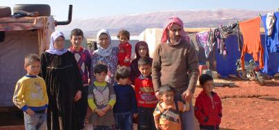 Syrian refugees in Lebanon. Photo: Oxfam