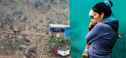 Desigualdad en Perú: Foto: Lorena Montellanos / Oxfam Perú