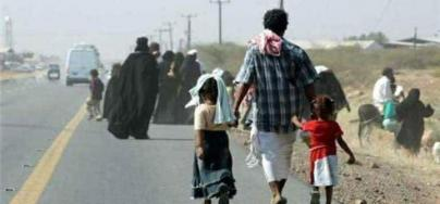 Civilians flee Hudaydah as fighting escalates. Photo: Oxfam