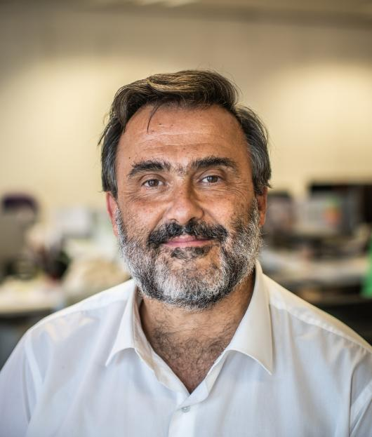 José María Vera is the interim Executive Director of Oxfam International.