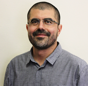 Portrait of Ricardo Acuna